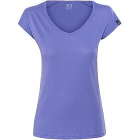 Haglöfs Camp Naiset Lyhythihainen paita , violetti
